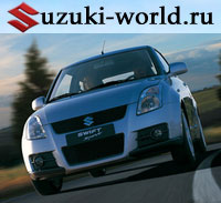 Запчасти для Suzuki Swift